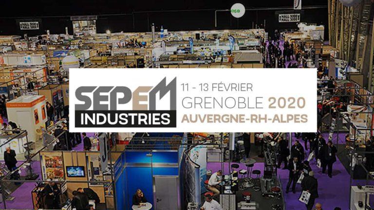Guitel Hervieu présent au Sepem Grenoble