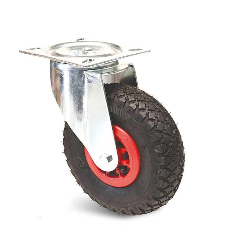 Roulette platine pneumatique
