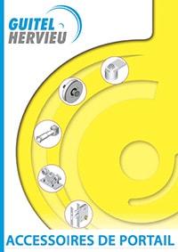 Catalogue Accessoires de portail Guitel Hervieu