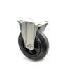 Roulette à platine – De 175 à 200 kg - à platine fixe, 40, 175, 160, 196, -, 135x110, 11, à rouleaux, 105x80