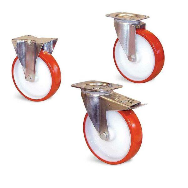 Roulette à platine – De 150 à 200 kg