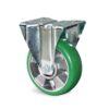 Roulette à platine – De 180 à 350 kg - à platine fixe, 50, 350, 125, 163, -, 135x115, 11, à billes, 105x80