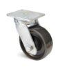 Roulette à platine – 2000 kg - à platine pivotante, 75, 2000, 150, 212, 53, 175x140, 14, à billes, 140x105