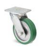 Roulette à platine – 800 à 1250 kg - à platine pivotante, 75, 800, 200, 264, 67, 175x140, 14, à billes, 140x105