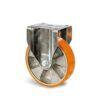 Roulette à platine – 400 à 1000 kg - à platine fixe, 50, 400, 100, 142, -, 135x115, 11, à billes, 105x80