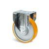 Roulette à platine – 500 à 800 kg - à platine fixe, 50, 500, 125, 164, -, 135x115, 11, à billes, 105x80