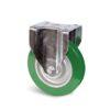 Roulette à platine – 350 à 750 kg - à platine fixe, 38, 350, 125, 164, -, 135x115, 11, à billes, 105x80