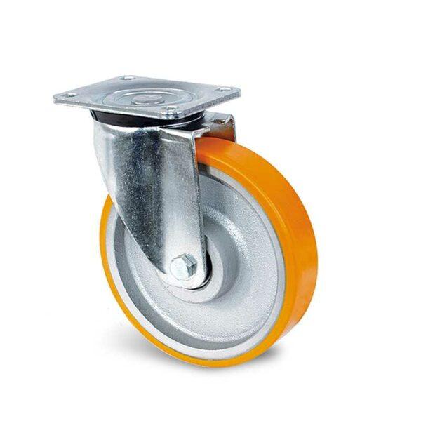 Roulette à platine – 500 à 800 kg