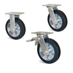 Roulette à platine – 270 à 550 kg