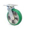 Roulette à platine – 350 à 600 kg - à platine pivotante, 50, 350, 100, 143, 35, 138x110, 11, à billes, 105x80