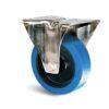 Roulette à platine – 150 à 300 kg - à platine fixe, 48, 300, 200, 240, Roulette à platine acier, 135x110, 11, 105x80, à rouleaux