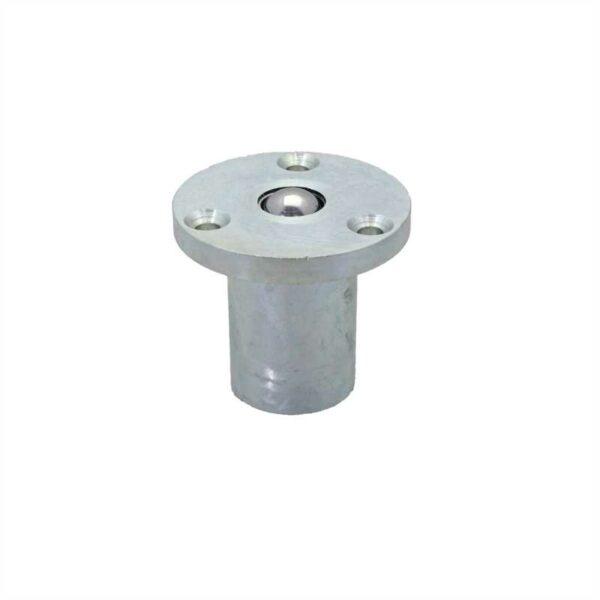 Billes à socle cylindrique à collerette – de 10 à 410 kg