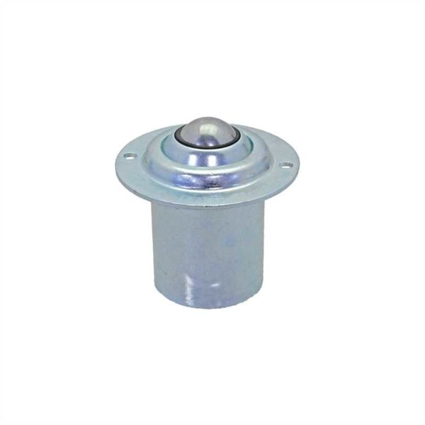 Billes à socle cylindrique à collerette avec déflecteurs-de 50 à 130 kg