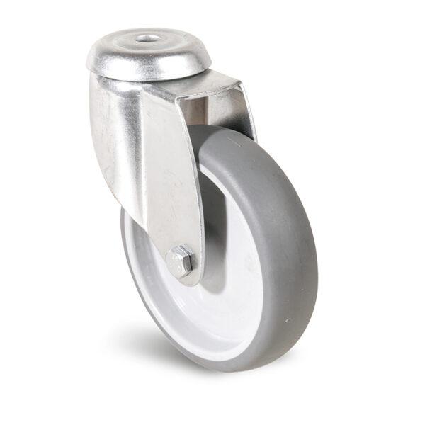 Roulette à trou central – 100 à 125 kg