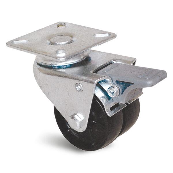 Roulette à platine – 60 à 75 kg