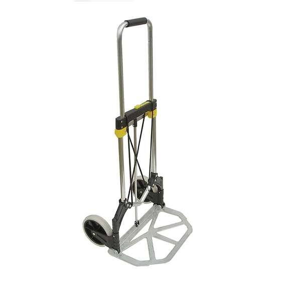 Diable aluminium pliable - Charge 80 kg