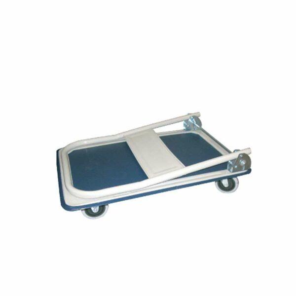 Chariot en tôle emboutie - Charge 100 kg