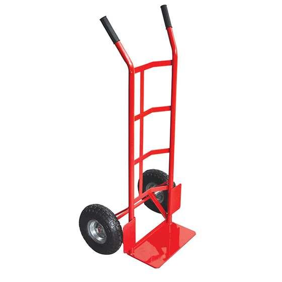 Diable de manutention en acier - Charge 200 kg