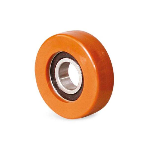 Galet de guidage polyuréthane Vulkopan® - 20 à 150 kg