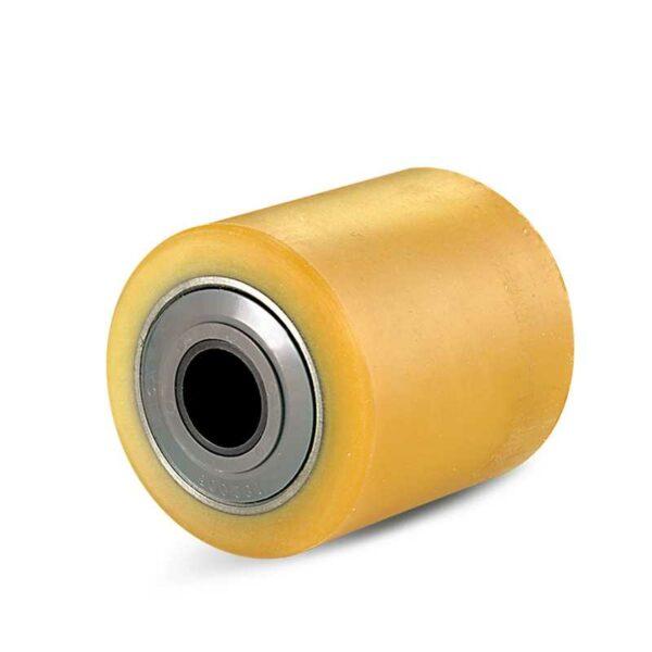 Galet polyuréthane Vulkollan® - 600 à 850 kg