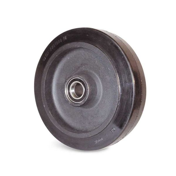 Roue caoutchouc élastique - 200 à 520 kg