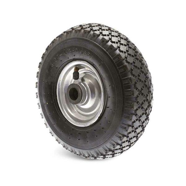 Roue pneumatique gonflable - 75 à 250 kg