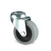 Roulette à trou central – 15 à 40 kg