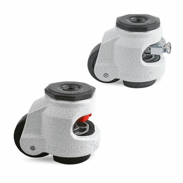 Roulette d'immobilisation - 25 à 1000 kg