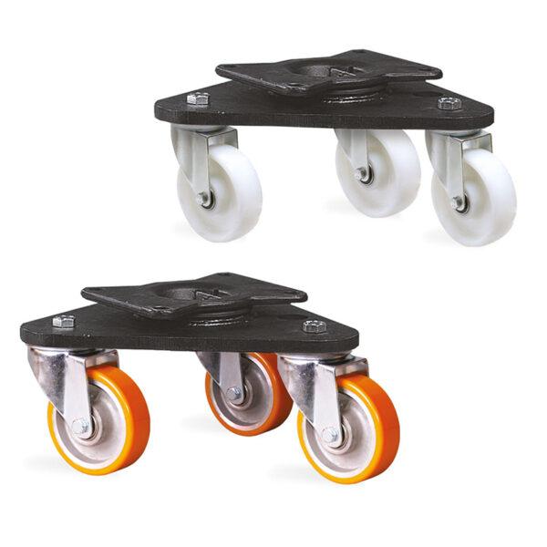 Plateau roulants pour équipements Scéniques