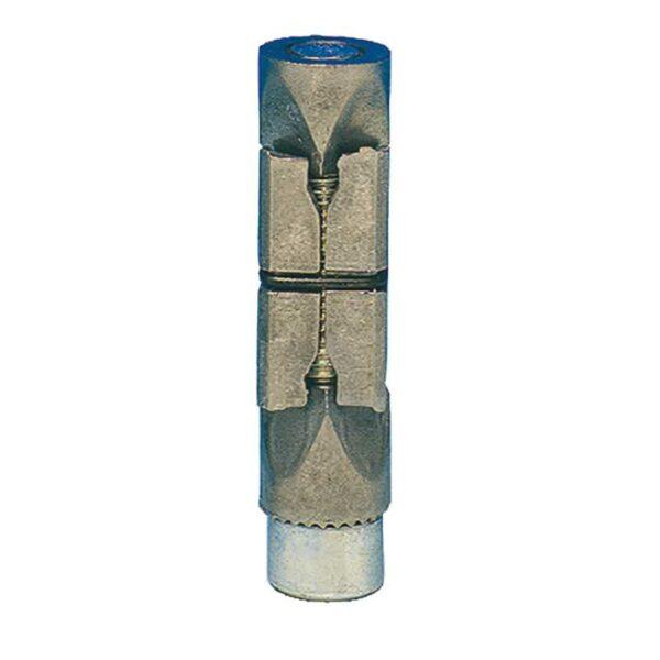 Fixations métal pour tubes carrés