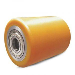 Galet polyuréthane - 100 à 1000 kg