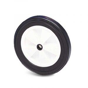 Roue PVC - 10 à 40 kg