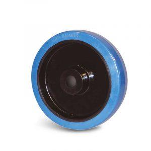 Roue caoutchouc élastique – 350 à 450 kg