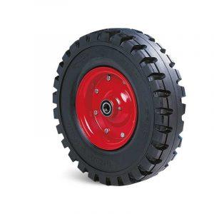 Roue pneu plein - 260 à 2145 kg